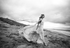 Wild At Heart Bridal Lookbook featuring our Holocene gown by Odylyne The…