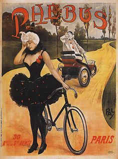 'Phebus' from flickr set of Bicycle posters.
