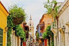 Soaring Andean summits, unspoiled Caribbean coast, enigmatic Amazon jungle, cryptic archaeological ruins and cobbled colonial communities. Colombia...