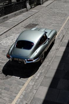 Jaguar E-Type Series 1 3.8 FHC
