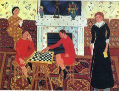 Henri Matisse - The Family of the Artist, 1911