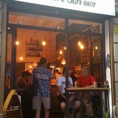 The Fish & Chips Shopの写真 - Barcelona, スペイン。 No està  tancat
