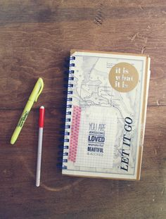 Journal loveliness by ohhellofriend
