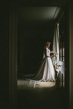"""Bride Portrait by Samuel Docker Photography."" Inspiration board by Gwendolyn-M . - ""Bride Portrait by Samuel Docker Photography."" Inspiration board by Gwendolyn-M … - Bridal Portrait Poses, Bride Portrait, Wedding Portraits, Bride Poses, Wedding Poses, Wedding Photoshoot, Wedding Dresses, Wedding Bridesmaids, Bridesmaid Dresses"
