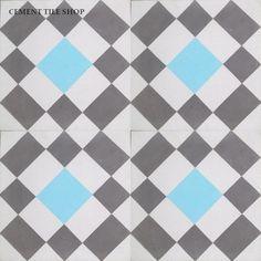 Cement Tile Shop - Encaustic Cement Tile | London