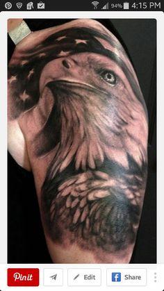 Eagle I wanted
