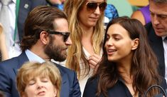 #BradleyCooper and #VictoriasSecret model, #IrinaShayk, are expecting their first baby, but are there also wedding bells in their future? #Fashion #Modeling