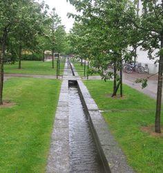 Watercanal   Augustenborg - Malmö - Sweden