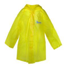 Nickelodeon Kid's Sponge Bob Rain Coat
