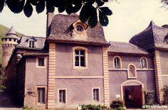 Entrée de l'Abbaye de Bonneval