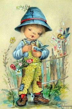Vintage Postcard | Sillyshopping