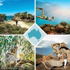 Travel Tip Tuesday: Our Insider's Guide to Island Hopping in Australia  #AnywhereAnytimeJourneys #Australia