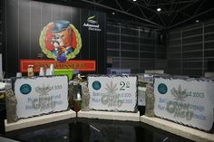Our victory stand! Now, we'll do our victory dance! Thank you Growmed Valencia