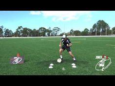 INTENSE Soccer Training | Joner 1on1 | Number 1 Private Training in Australia - YouTube