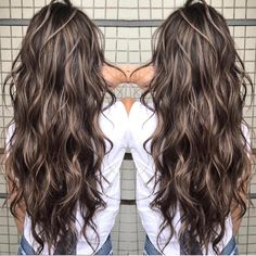 Black Coffee Hair With Ombre Highlights - 10 Cool Ideas of Coffee Brown Hair Color - The Trending Hairstyle Brown Hair Balayage, Brown Hair With Highlights, Brown Blonde Hair, Brunette Hair, Golden Brown Hair, Light Brown Hair, Brown Hair Shades, Brown Hair Colors, Blonde Shades