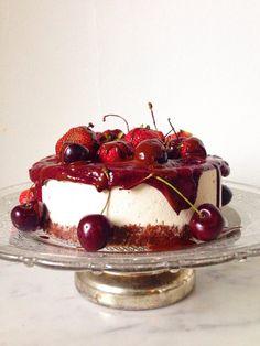 Vaniljakakku - MadebySuvituuli - Blogi | Lily.fi