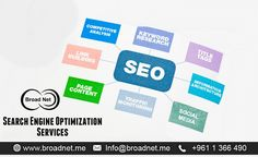 At BroadNet Technologies, we specifically focus on indexing our clients' website in Google and other search engines to achieve high ranking for them.