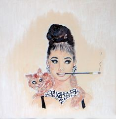 Legends & Icons | Bored Panda People Drawings, Drawing People, Easy Drawings, Pencil Drawings, Drawing Base, Painting & Drawing, Audrey Hepburn, Sad Sketches, Drawings With Meaning