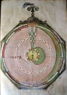 Petrus Apianus - Astronomicum Caesareum - Ingolstadt, 1540