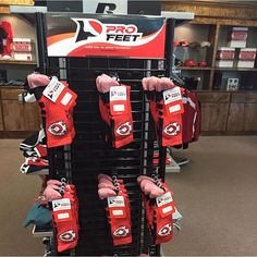 Get your #ProFeet socks at Holmes this week! $15.95