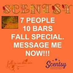 10 bars for $35!!! Message me for details!