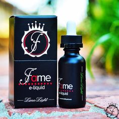 """Introducing Lime Light by @FameEliquid  A red carpet premiere of the award winning duo of key lime and lemon layered over a delectable pie crust brings out the perfect balance between tangy and sweet then topped off with an after party hosted by the renowned flavor of meringue paired with luscious cream leaves you saying Ah. This is the life. Go ahead enjoy the Limelight!"""" More info at @FameEliquid or email - info@fameeliquid.com by vapeporn"""