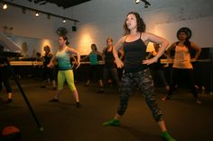 """Thank you @prettyandfun for your great write-up about our new """"TBC"""" class - we're so happy you got to experience it first-hand!  Our Total Body Conditioning class will be available starting July 17th on MindBody!"""