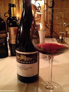 Wine Wednesday: Südtirol Wine