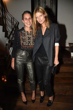The first of three events for the online retail behemoth to launch Isabel Marant's watch, La Montre.