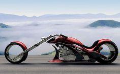 Outrageous Lamborghini Flavio Concept Motorcycle