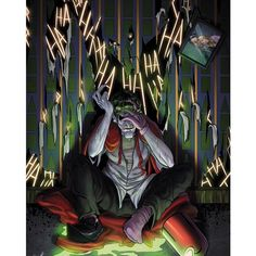 The Killing Joke by Joe Azpeytia