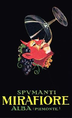 Vintage Italian Posters ~ #illustrator #Italian #posters ~ Art Nouveau in Italy - Posters by Leonetto Cappiello