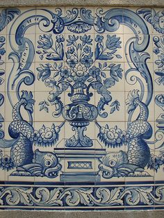 Portuguese tiling