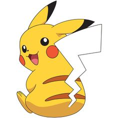 Pokemon Party Game - Pin the Tail on Pikachu