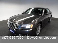 Sedan - 2013 Chrysler 300, 36,199 miles, $20,996.