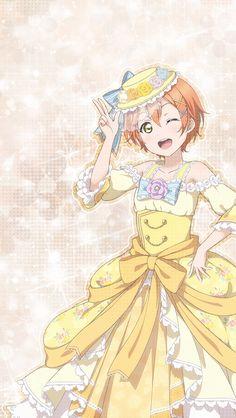 Love Live! School Idol Project  hoshizora rin