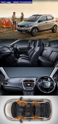 2018 Tata Tiago NRG launched at Rs lakh Tata Motors, Rs 5, Product Launch, Car, Model, Automobile, Vehicles, Models