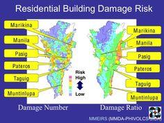 earthquake risk to metro manila prepare manila