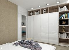 Sypialnia - zdjęcie od GSG STUDIO | interiors & design - Sypialnia - Styl Nowoczesny - GSG STUDIO | interiors & design