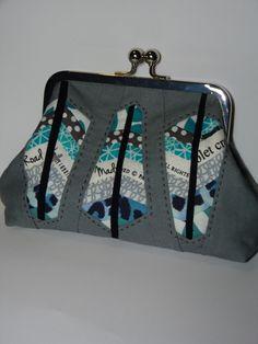 Emily's frame purse tutorial | The Village Haberdashery
