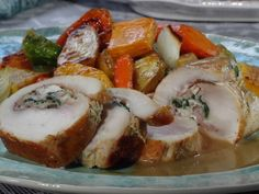 Chicken Saltimbocca Recipe : Trisha Yearwood : Food Network - FoodNetwork.com