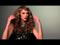 Taylor Swift goes GLAM in her new COVERGIRL Commercial