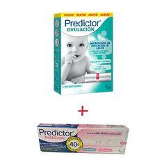 Pack Predictor Ovulación Saliva + Predictor Test Embarazo Avanza
