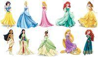 Disney princesses | Raising a Go Girl!