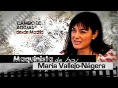 Cambio de agujas: María Vallejo-Nágera