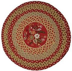 Make a braided rug -   These rugs were made by American pioneers, who for reasons of economy, recycle their clothes to make the weaving of rugs for the living room ...