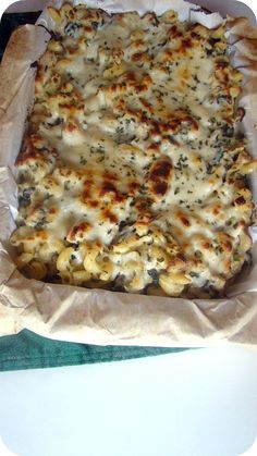 Chicken, Artichoke Heart & Spinach Cheesy Bake