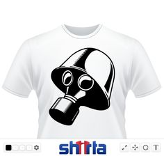 A gas mask is a mask put on over the face to protect the wearer from inhaling airborne pollutants and toxic gases. The mask forms a sealed cover over the nose and mouth, but may also cover the eyes and other vulnerable soft tissues of the face.