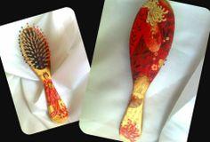oriental hair brush
