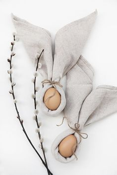 Easter Home Decor | Inspirations in Scandinavian Style